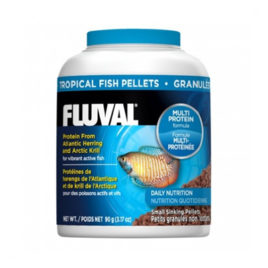 Gránulos tropicales Fluval (90g)