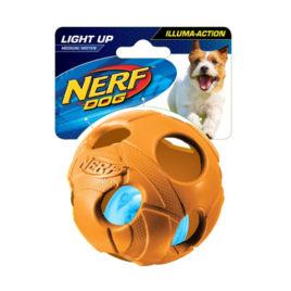Nerf pelota con LED (Naranja)
