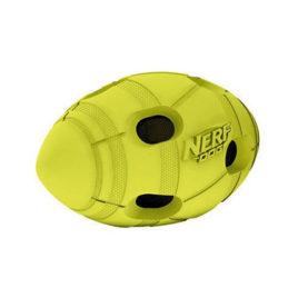 Pelota C&S Nerf rugby (Verde)