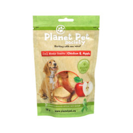 2in1 Meaty Snacks Chicken & Apple