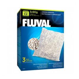 Carga eliminador amoniaco Fluval C2