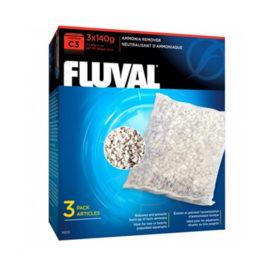 Carga eliminador amoniaco Fluval C3