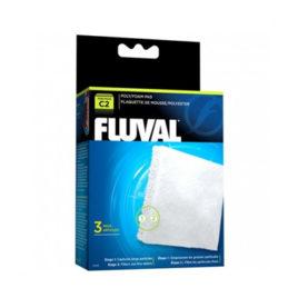 Carga poliester/foam Fluval C2