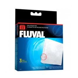 Carga poliester/foam Fluval C3
