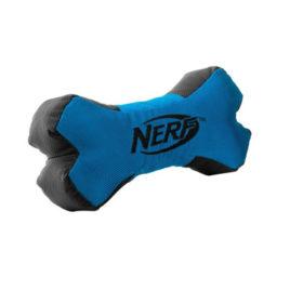 Hueso sonoro Trackshot Nerf (Azul)