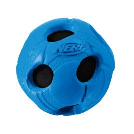 Nerf pelota tenis goma (Azul)