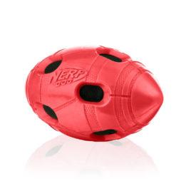 Pelotas C&S Nerf rugby (Rojo)