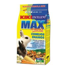 KIKI MAX Menú conejos enanos (1kg)