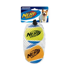Pelotas tenis con Sonido Nerf (L)