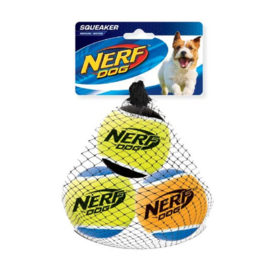Nerf Dog pelotas tenis con sonido