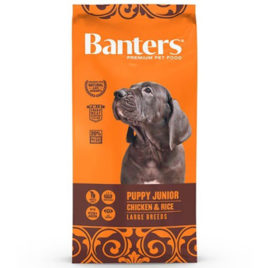 Banters Puppy Junior Large Breed
